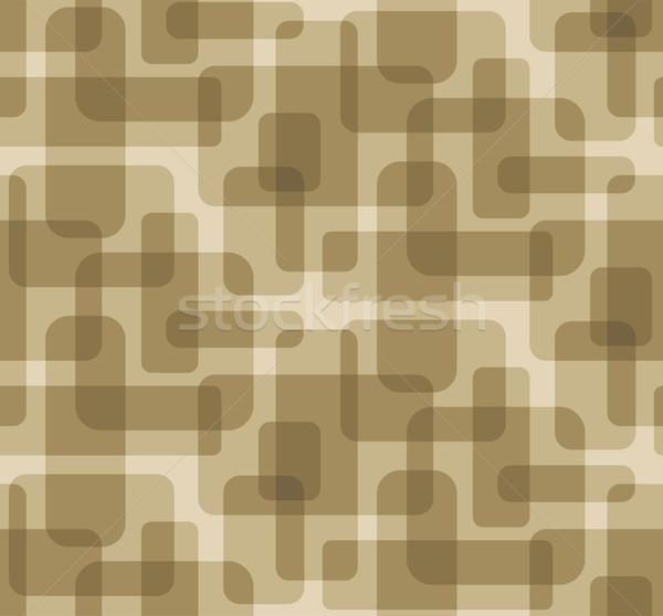 Géométrique wallpaper ornement mode modernes Photo stock © sanyal