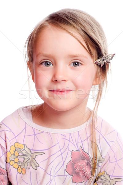 5 years girl Stock photo © sapegina