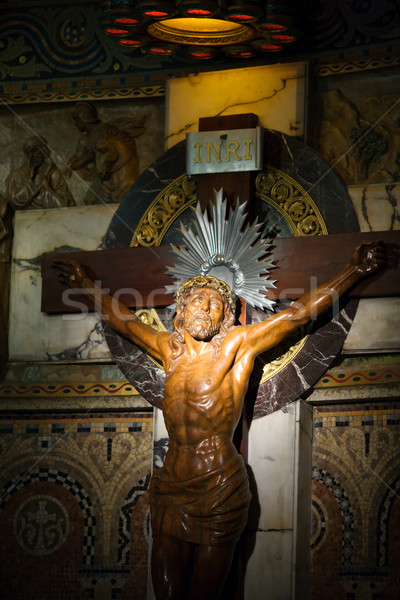 crucifixion Stock photo © sapegina