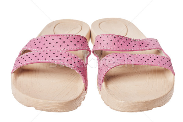 beach womens shoes Stock photo © sapegina