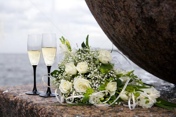 wedding bouquet  Stock photo © sapegina