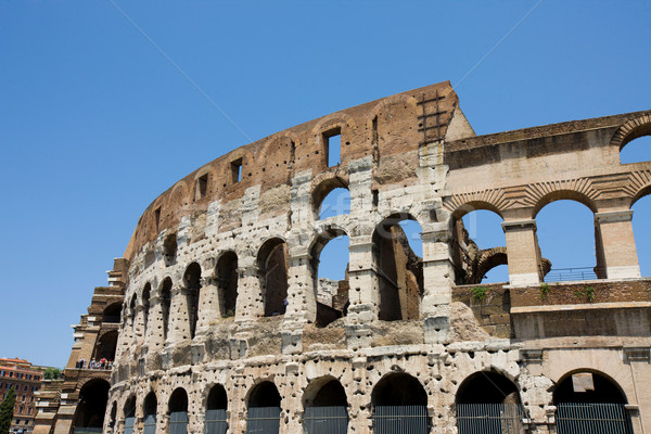Colosseo in Rome Stock photo © sapegina