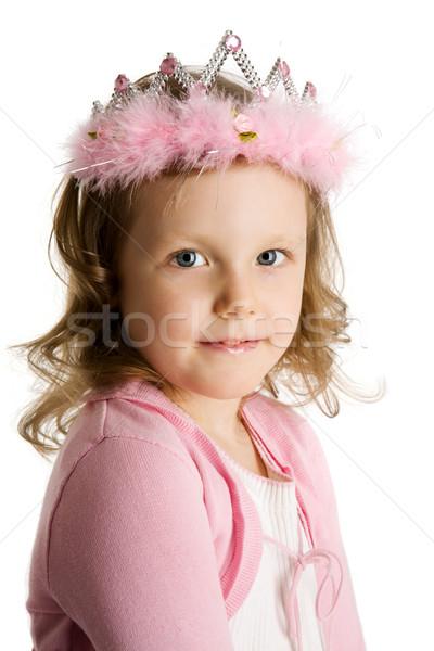Little princess Stock photo © sapegina