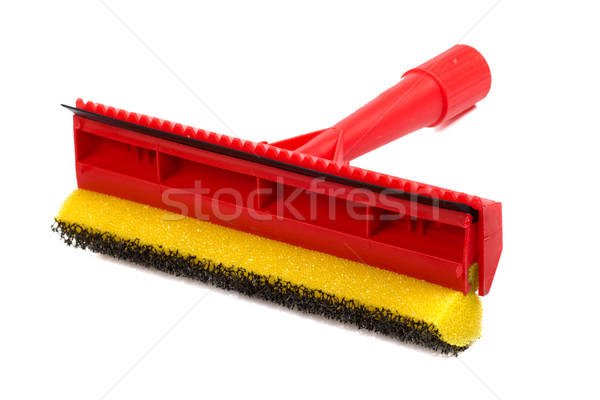 Mop with scraper Stock photo © sapegina