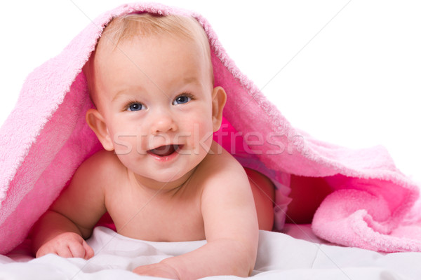 Happy Baby Stock photo © sapegina