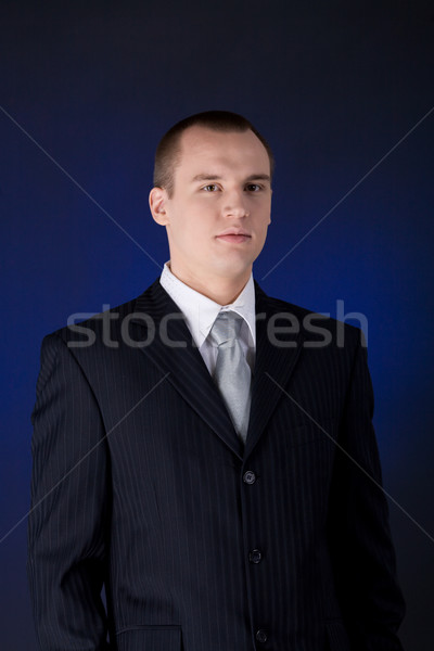 business man Stock photo © sapegina