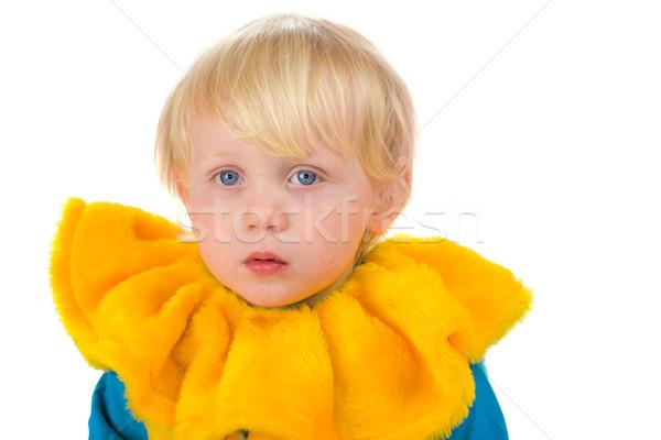 Sad child Stock photo © sapegina