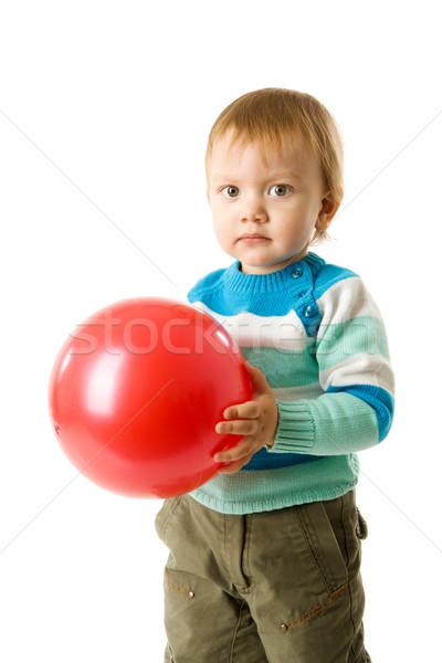 Playing Ball Stock photo © sapegina