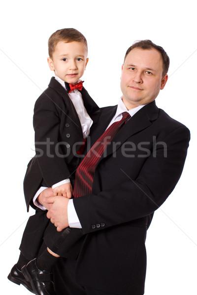 Happy Father Stock photo © sapegina
