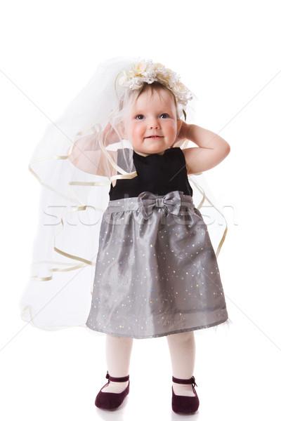 Baby Bride Stock photo © sapegina