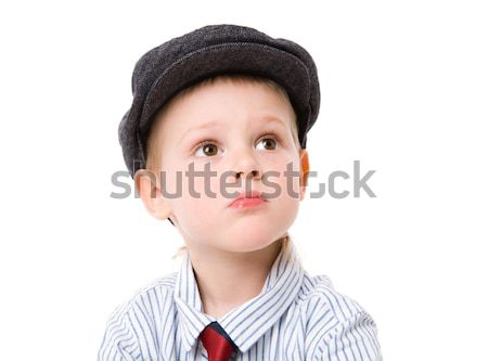 Boy Stock photo © sapegina