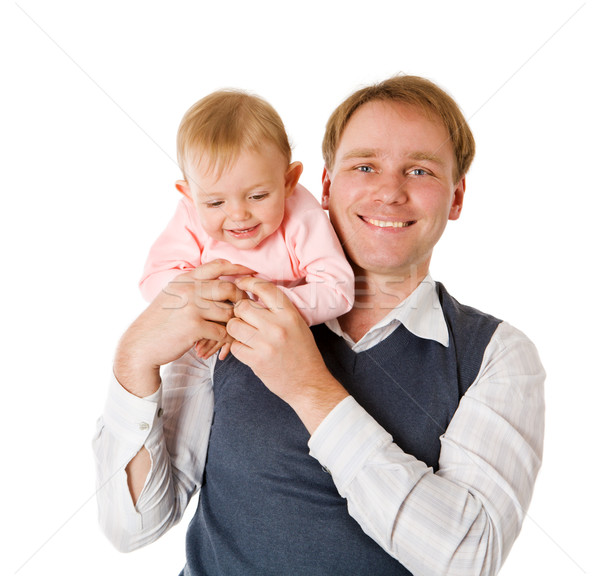 Happy Father Stock photo © sapegina