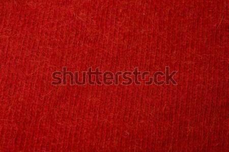 Profundo vermelho textura abstrato Foto stock © sapegina