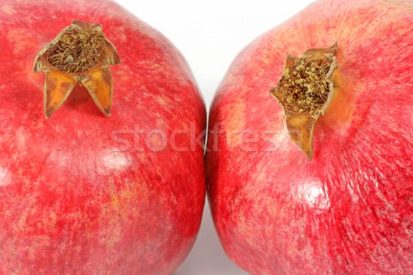 Stock photo: Pomegranate