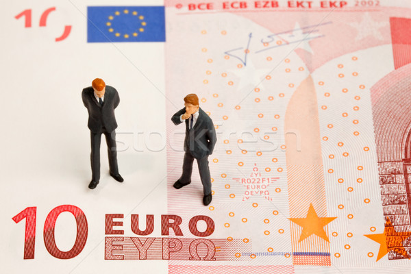 Euro crisis Stock photo © Saphira