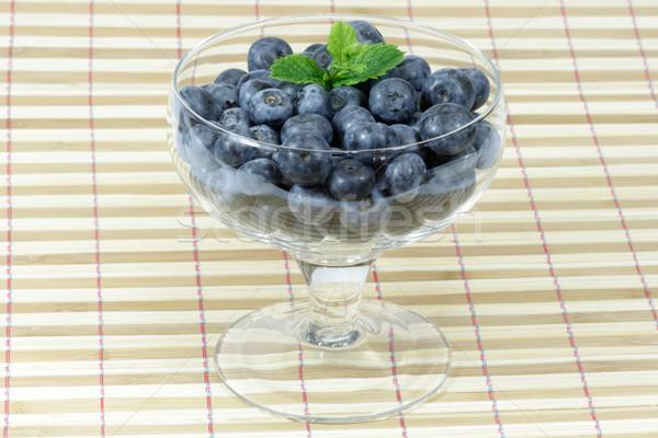 Blueberries Stock photo © Saphira