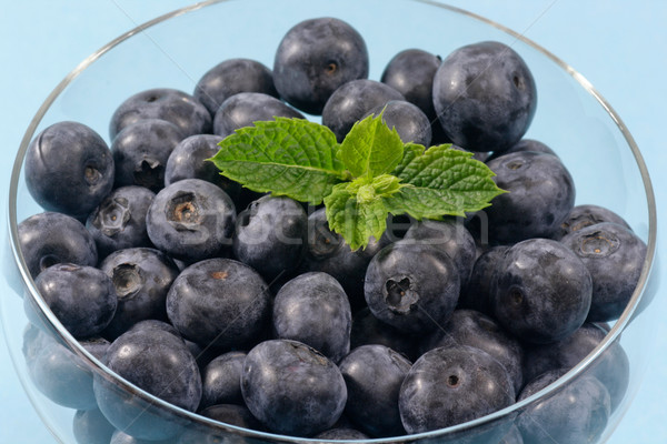 Blueberries Stock photo © Saphira