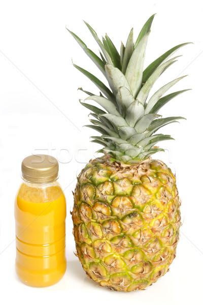 パイナップル スムージー 新鮮な 白 フルーツ 健康 ストックフォト © Saphira