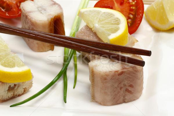 Fish Appetizer Stock photo © Saphira