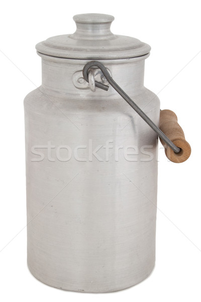 Ancient milk can Stock photo © Saphira