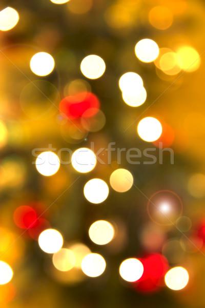 Christmas Lights Stock photo © Saphira