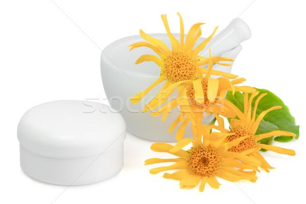 Arnica hand cream Stock photo © Saphira