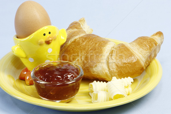 French breakfast Stock photo © Saphira