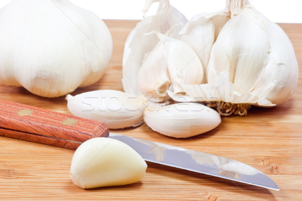 Garlic clove Stock photo © Saphira