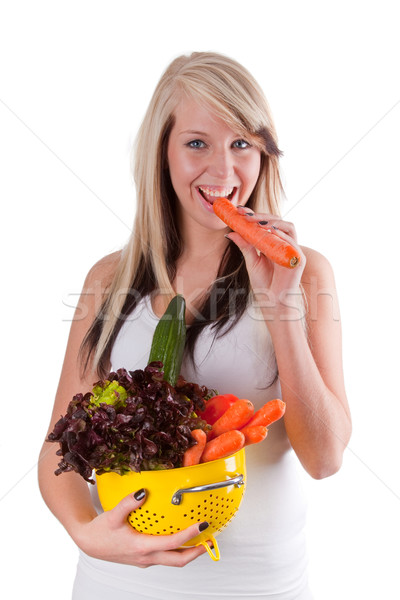 Healthy eating Stock photo © Saphira