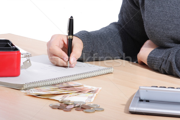 Accounting Stock photo © Saphira