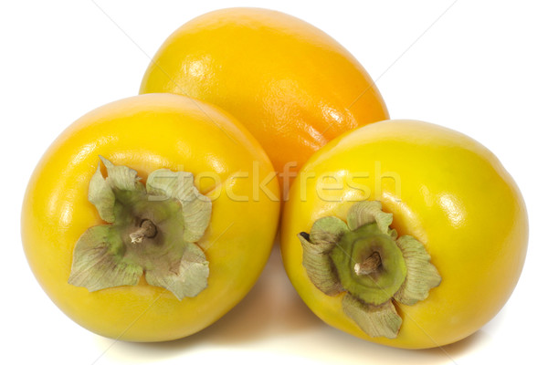 Japanese persimmon Stock photo © Saphira