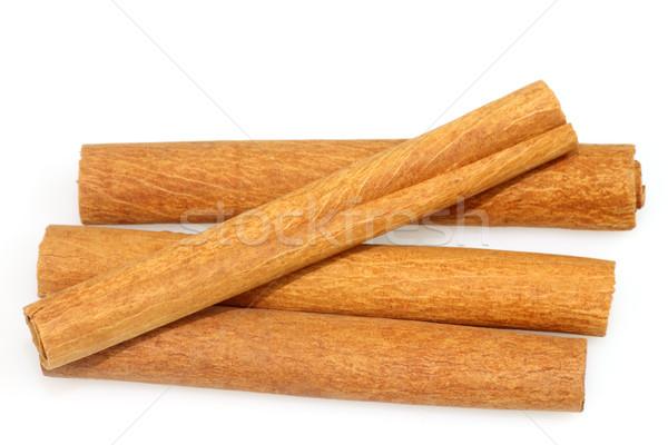Vier kaneel koken christmas Spice schors Stockfoto © Saphira