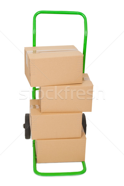 Shipment Stock photo © Saphira