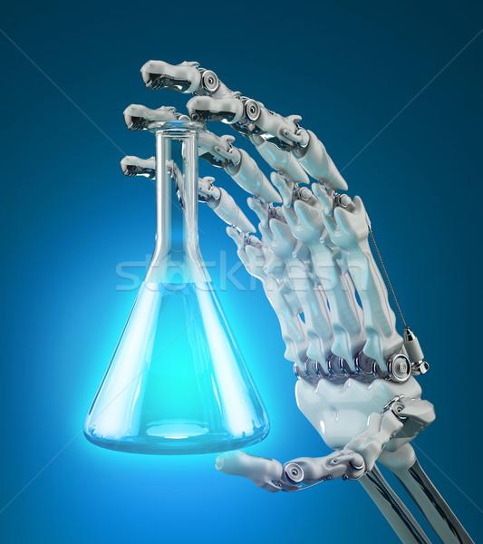 Technologies of the future Stock photo © Saracin