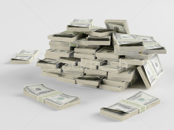 Lot of money  Stock photo © Saracin