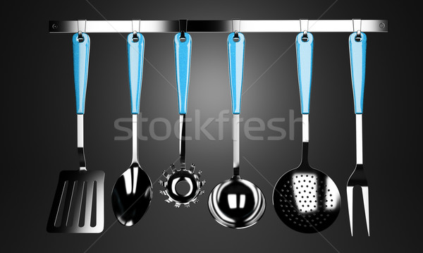 Kitchen tools  Stock photo © Saracin