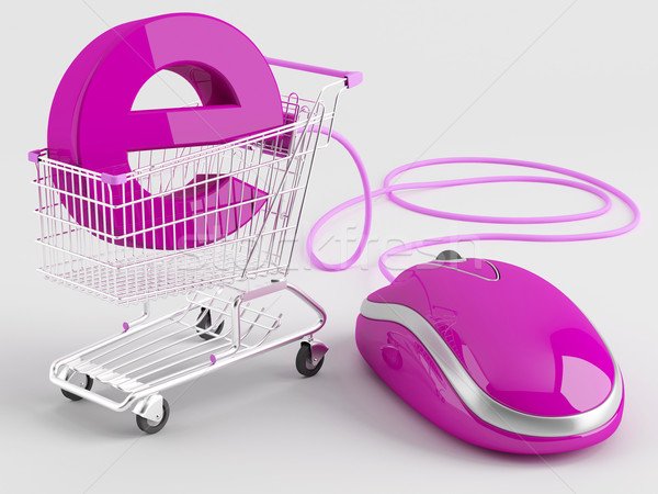 Internet shopping Stock photo © Saracin