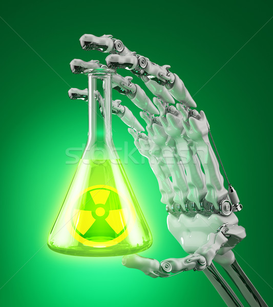 Radioactive materials  Stock photo © Saracin