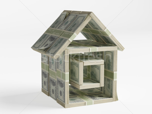 House of Money Stock photo © Saracin