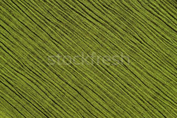 薄緑 ファブリック テクスチャ 対角線 行 繊維 ストックフォト © sarahdoow