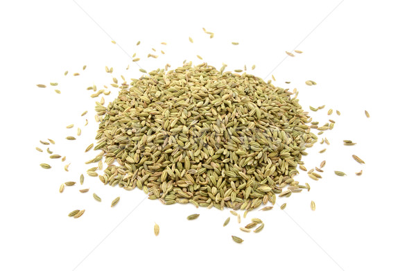 Dried fennel seeds Stock photo © sarahdoow