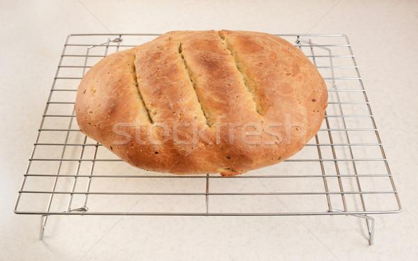 Pão resfriamento pão Foto stock © sarahdoow