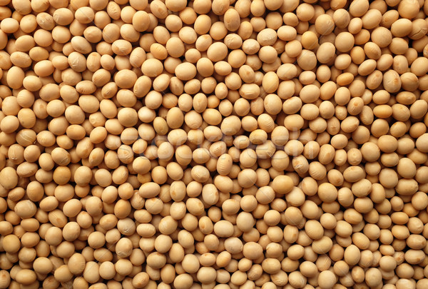 Soya beans, or soybeans background Stock photo © sarahdoow