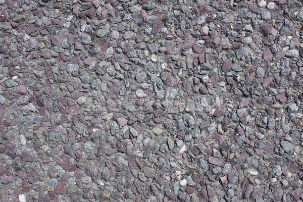 Гранит дороги каменные Purple серый аннотация Сток-фото © sarahdoow