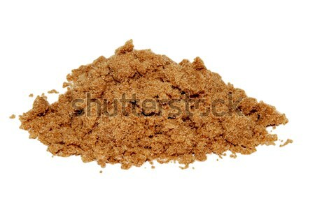 Pile of light brown soft sugar Stock photo © sarahdoow