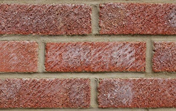 Coarse red brick wall background Stock photo © sarahdoow