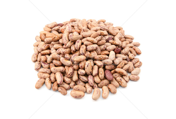 Borlotti beans Stock photo © sarahdoow