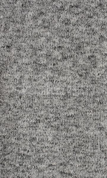 Foto stock: Gris · de · punto · tejido · resumen · textura · fondo