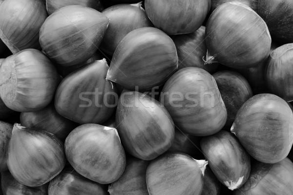 Tatlı soyut doku tek renkli arka plan tohum Stok fotoğraf © sarahdoow