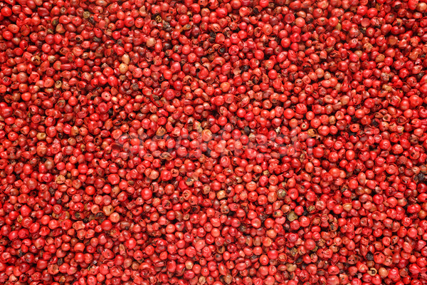 Pink peppercorns background Stock photo © sarahdoow